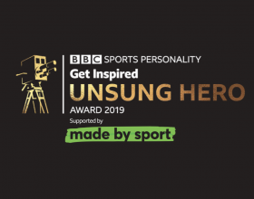 BBC SPOTY Unsung Hero