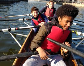 London Youth Rowing
