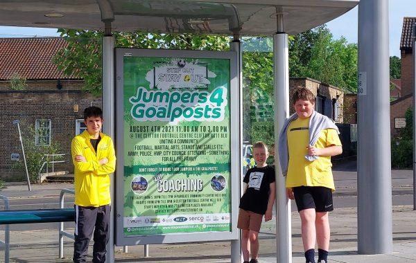 Jumpers4Goalposts